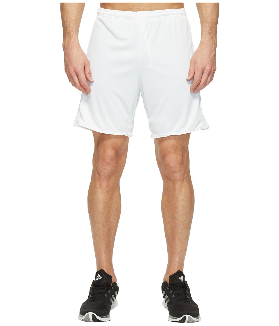 adidas - Tastigo 17 Shorts (White/White) Men's Shorts