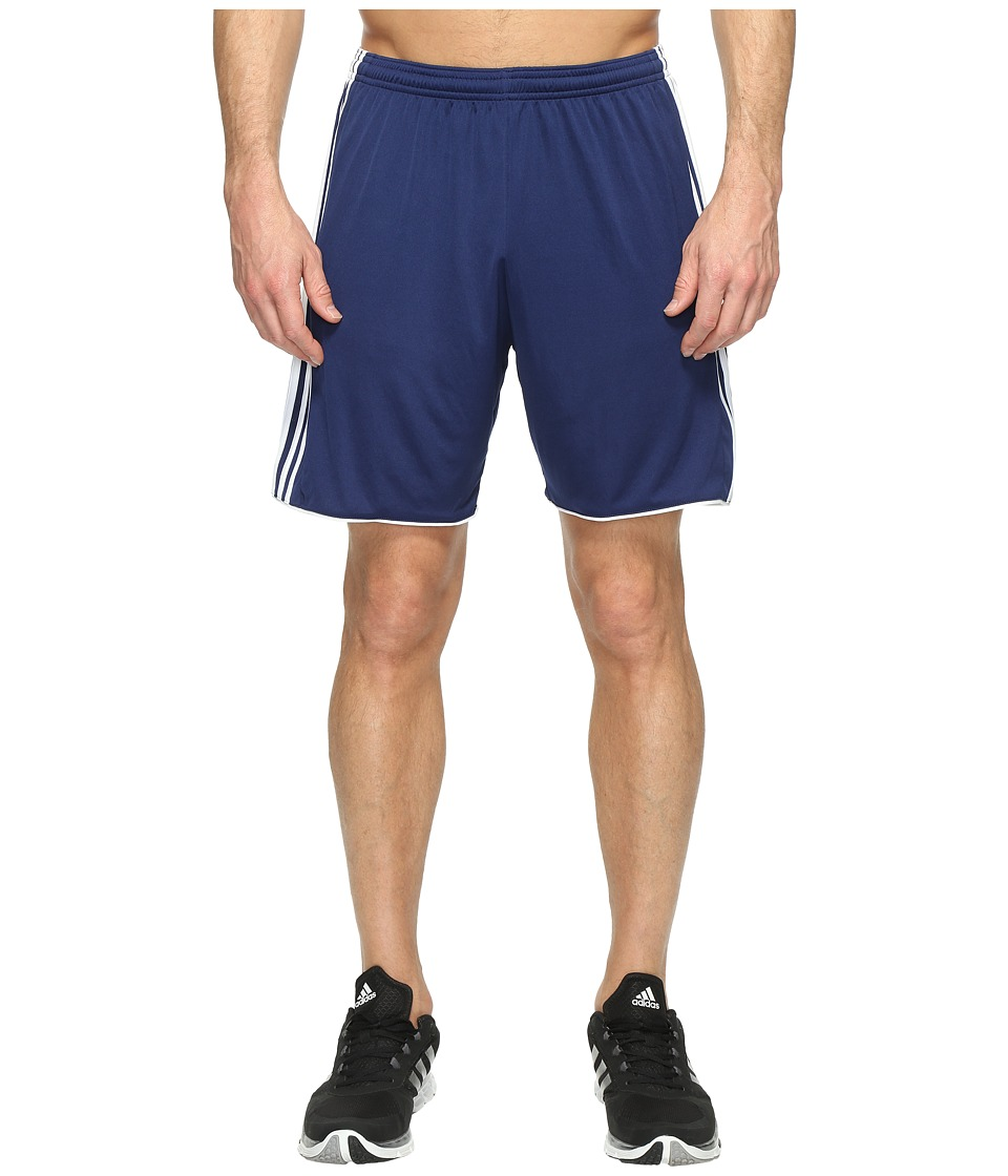 adidas - Tastigo 17 Shorts (Dark Blue/White) Men's Shorts