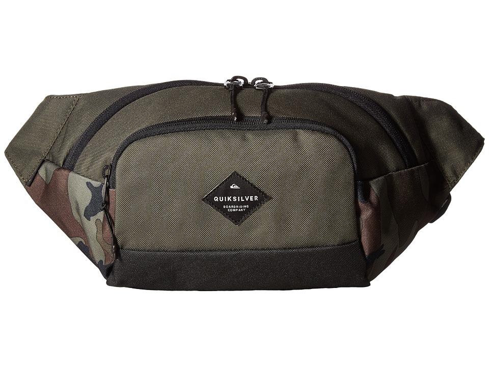 Quiksilver - Lone Walker (Camo) Handbags