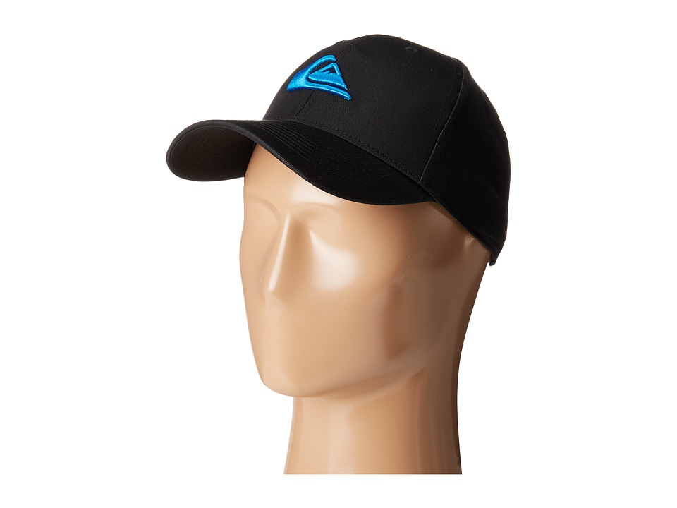 Quiksilver - Decades (Little Kids/Big Kids) (Vallarta Blue) Caps