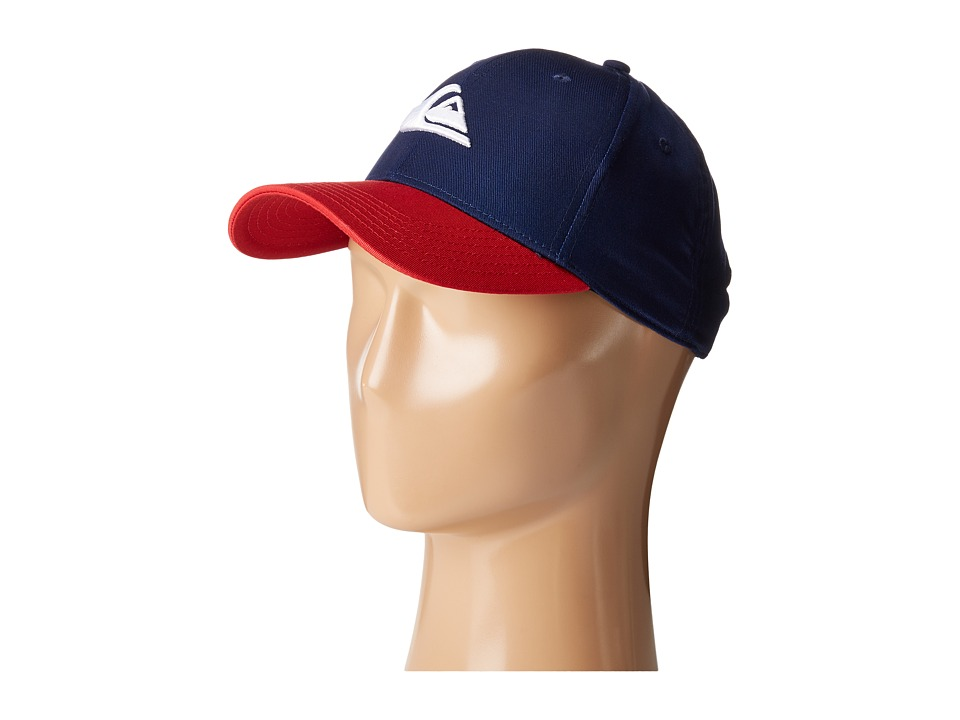 Quiksilver - Decades (Little Kids/Big Kids) (Navy Blazer) Caps