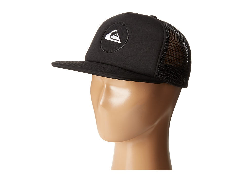 Quiksilver - Snapstearn Hat (Little Kids/Big Kids) (Black) Caps