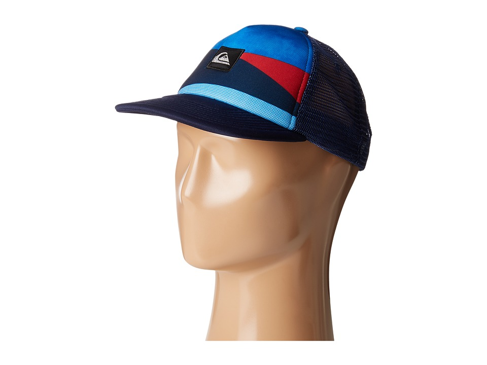 Quiksilver - Boardies Hat (Little Kids/Big Kids) (Imperial Blue) Caps