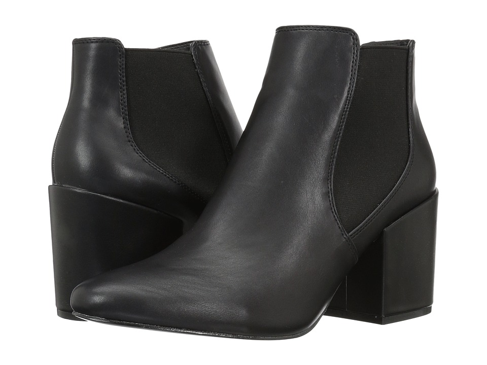 Steve Madden - Doctor (Black) Women's Dress Boots