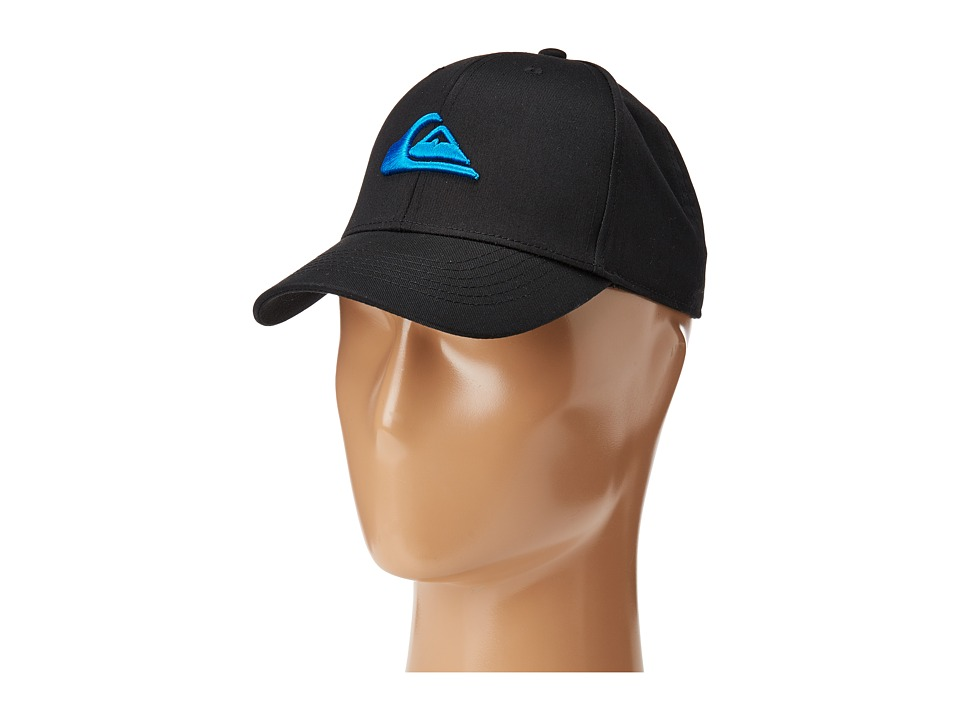 Quiksilver - Decades (Toddler/Little Kid) (Vallarta Blue) Caps