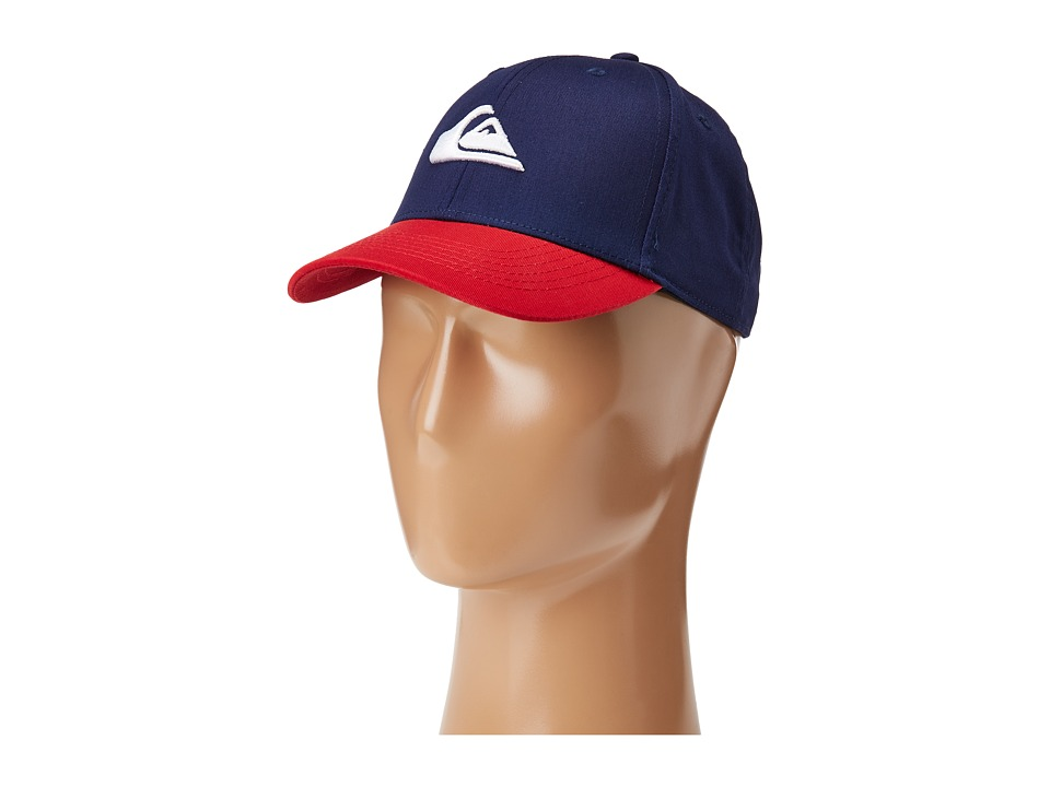 Quiksilver - Decades (Toddler/Little Kid) (Navy Blazer) Caps