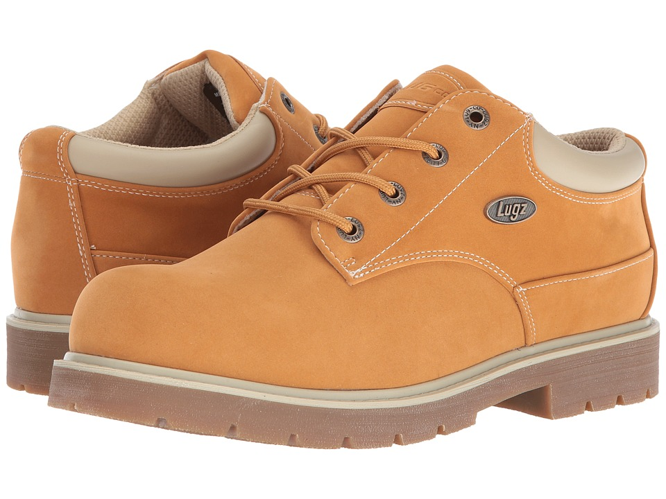 Lugz Drifter Lo Lx (Golden Wheat/Cream/Gum) Men