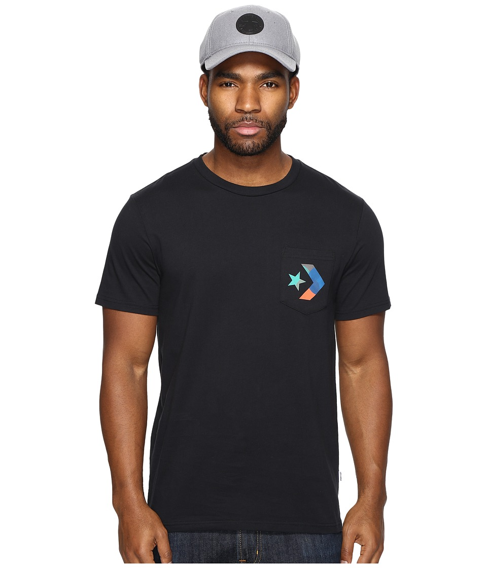 Converse - CONS Something Tee (Black) Men's T Shirt