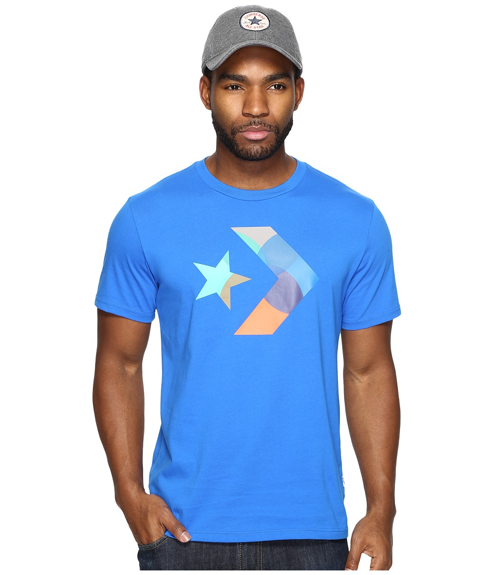 Converse - CONS Skate Logo Tee (Soar Blue) Men's T Shirt