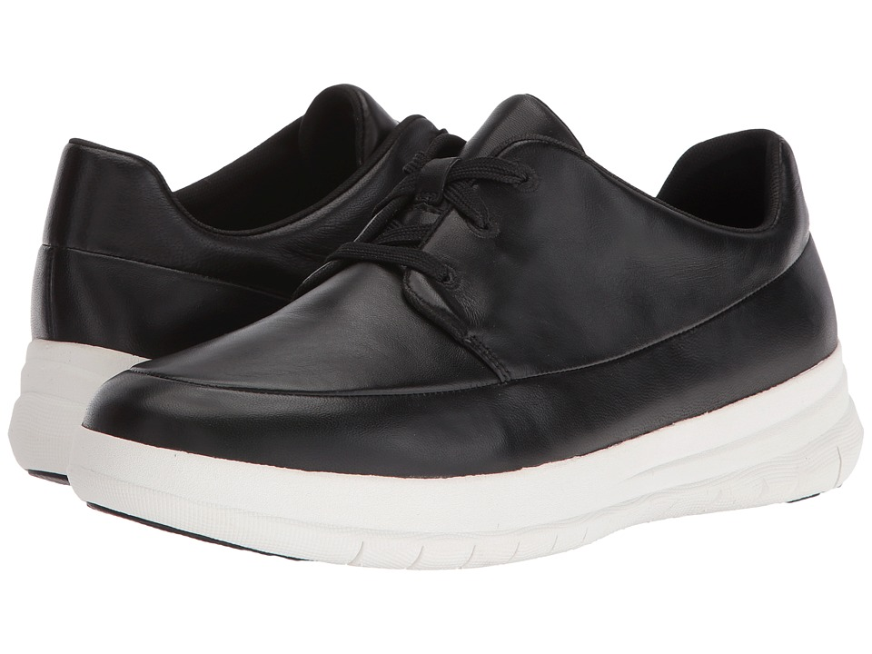 FitFlop - Sporty-Pop Sneaker (Black) Women's Shoes