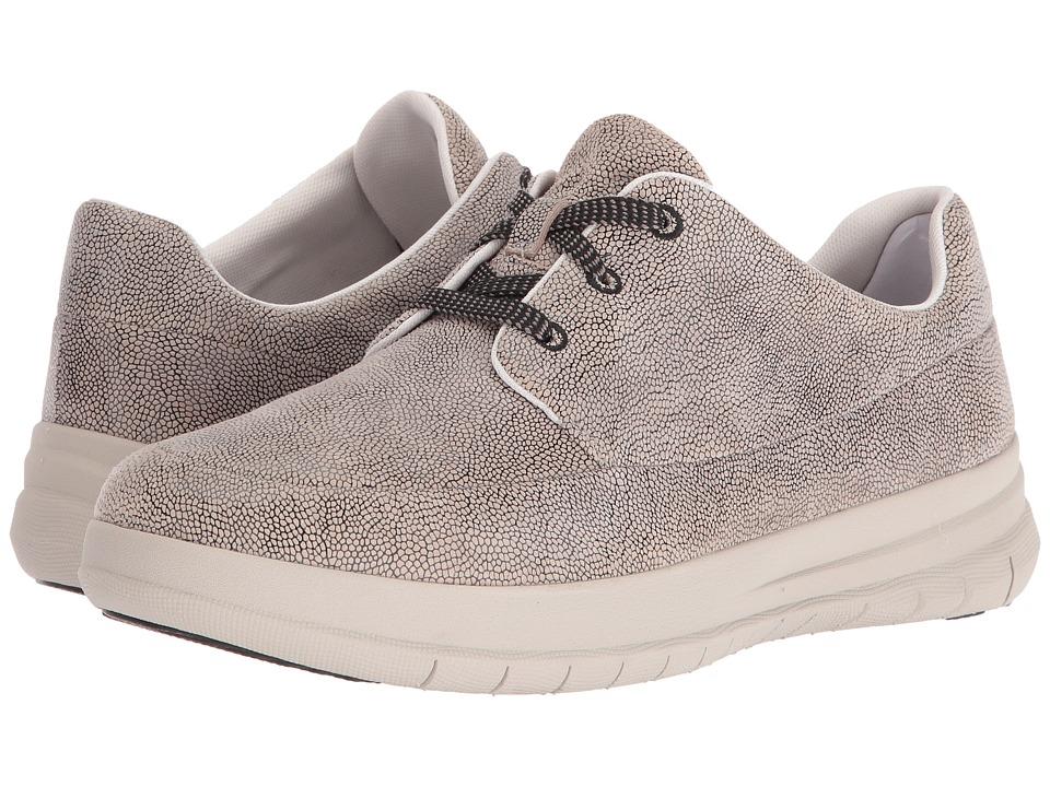 FitFlop Sporty-Pop Sneaker (Stone (Pebbleprint)) Women