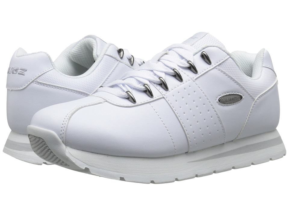 Lugz - Run Classic (White/Glacier) Men's Shoes