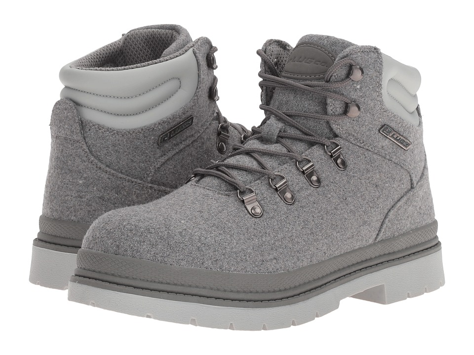Lugz - Grotto Peacoat (Charcoal/Glacier) Men's Shoes