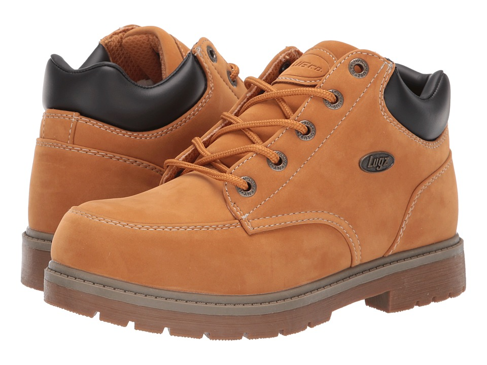 Lugz - Wallop Mid (Golden Wheat/Bark Tan/Khaki/Gum) Men's Shoes
