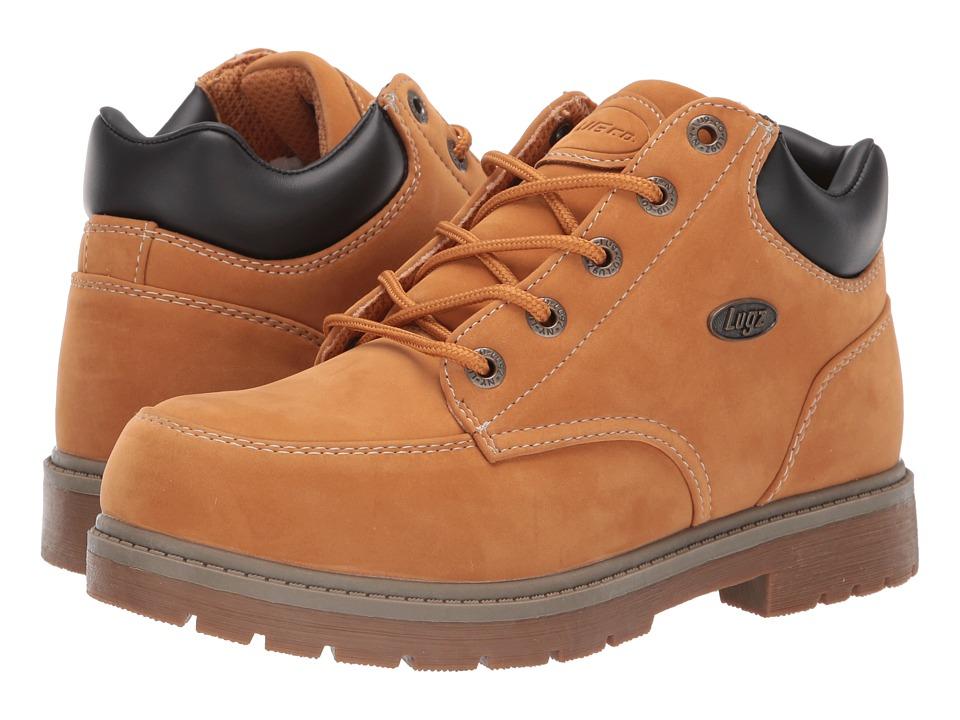 Lugz - Wallop Mid (Golden Wheat/Bark Tan/Khaki/Gum) Men's Shoes