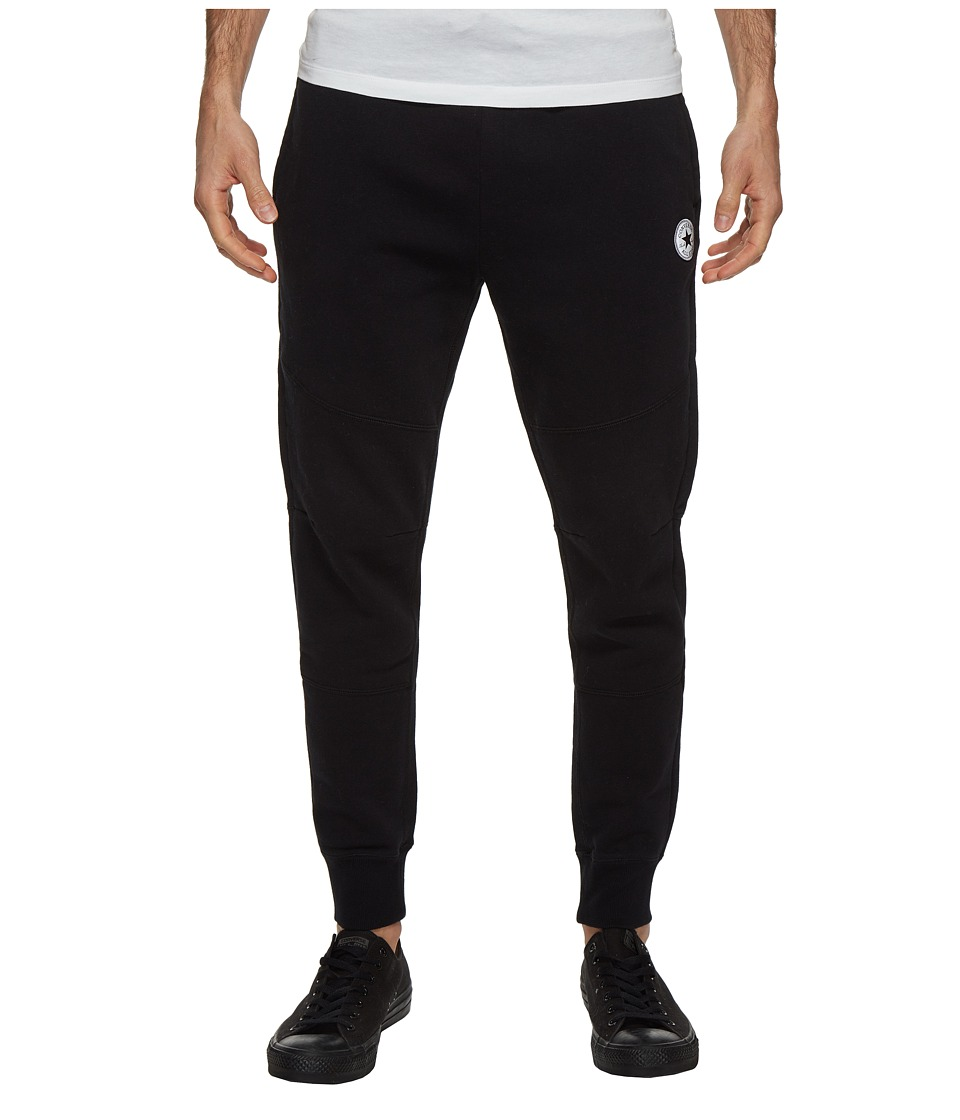 Converse - Core Reflective Panel Jogger Pants (Black) Men's Casual Pants