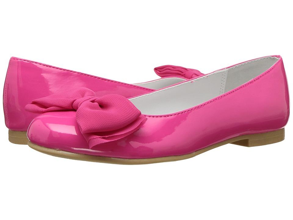 Nina Kids - Danica (Little Kid/Big Kid) (Hot Pink) Girls Shoes