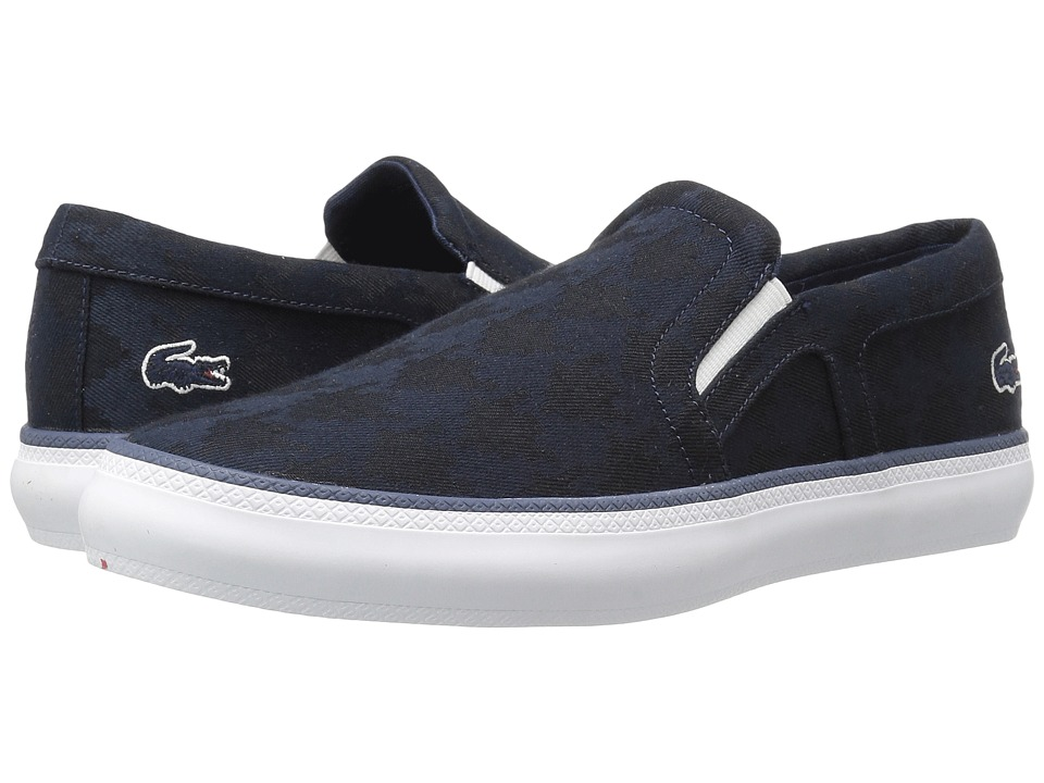 Lacoste - Rene Chunkly S 116 G (Navy) Women's Shoes
