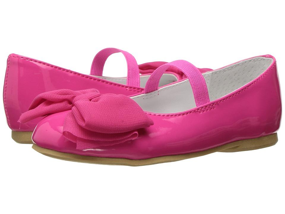 Nina Kids - Danica-T (Toddler/Little Kid) (Hot Pink) Girls Shoes