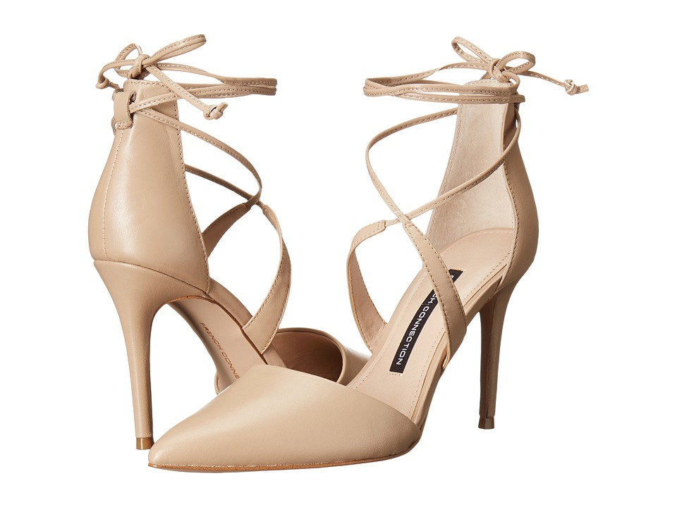 French Connection - Elise (Almost Nude) Women's Shoes