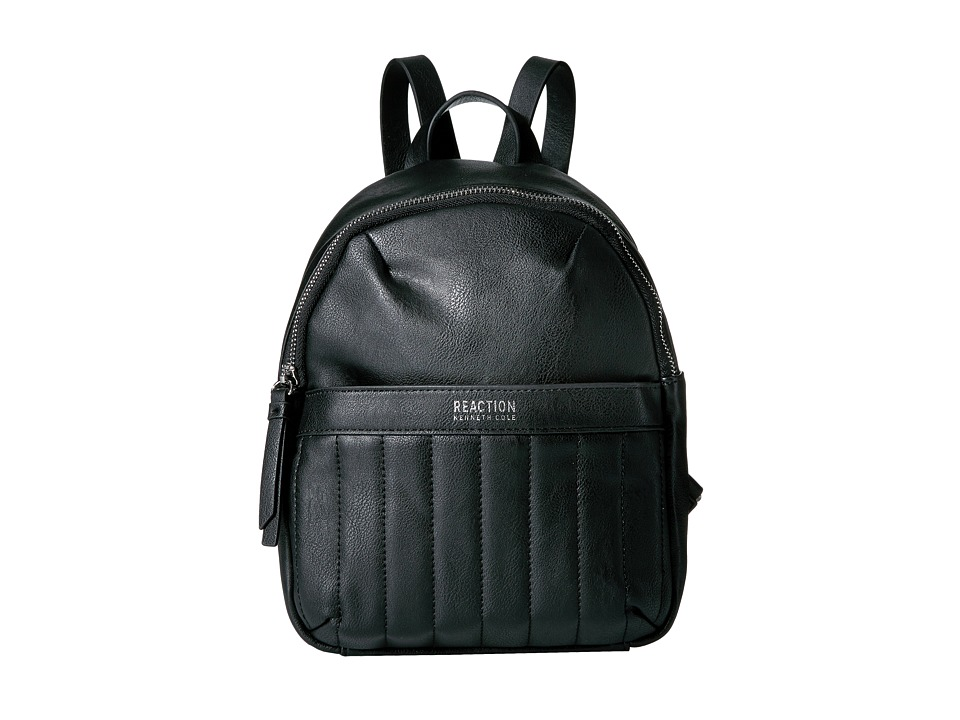 Kenneth Cole Reaction - Call For Back Up Mini Backpack w/ RFID (Black) Backpack Bags