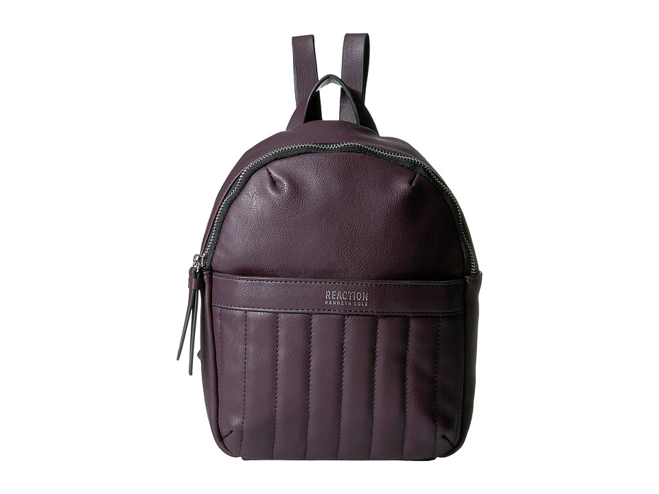 Kenneth Cole Reaction - Call For Back Up Mini Backpack w/ RFID (Blackberry) Backpack Bags