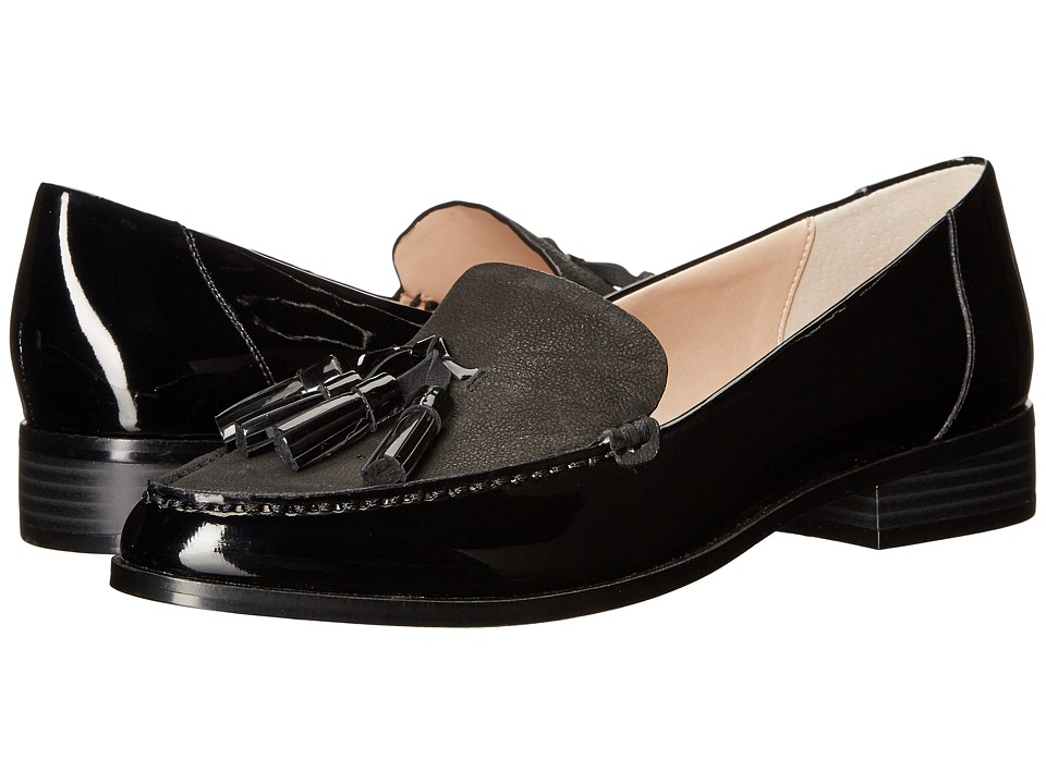French Connection - Lonnie (Black/Black) Women's Shoes