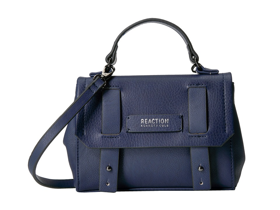 Kenneth Cole Reaction - Pull Through Top-Handle Mini Crossbody w/ RFID (Marina) Cross Body Handbags