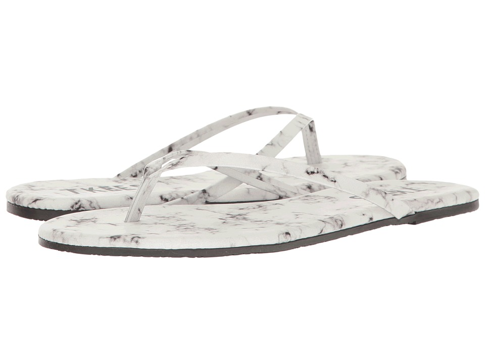 TKEES - Marble (White Pepper) Women's Sandals