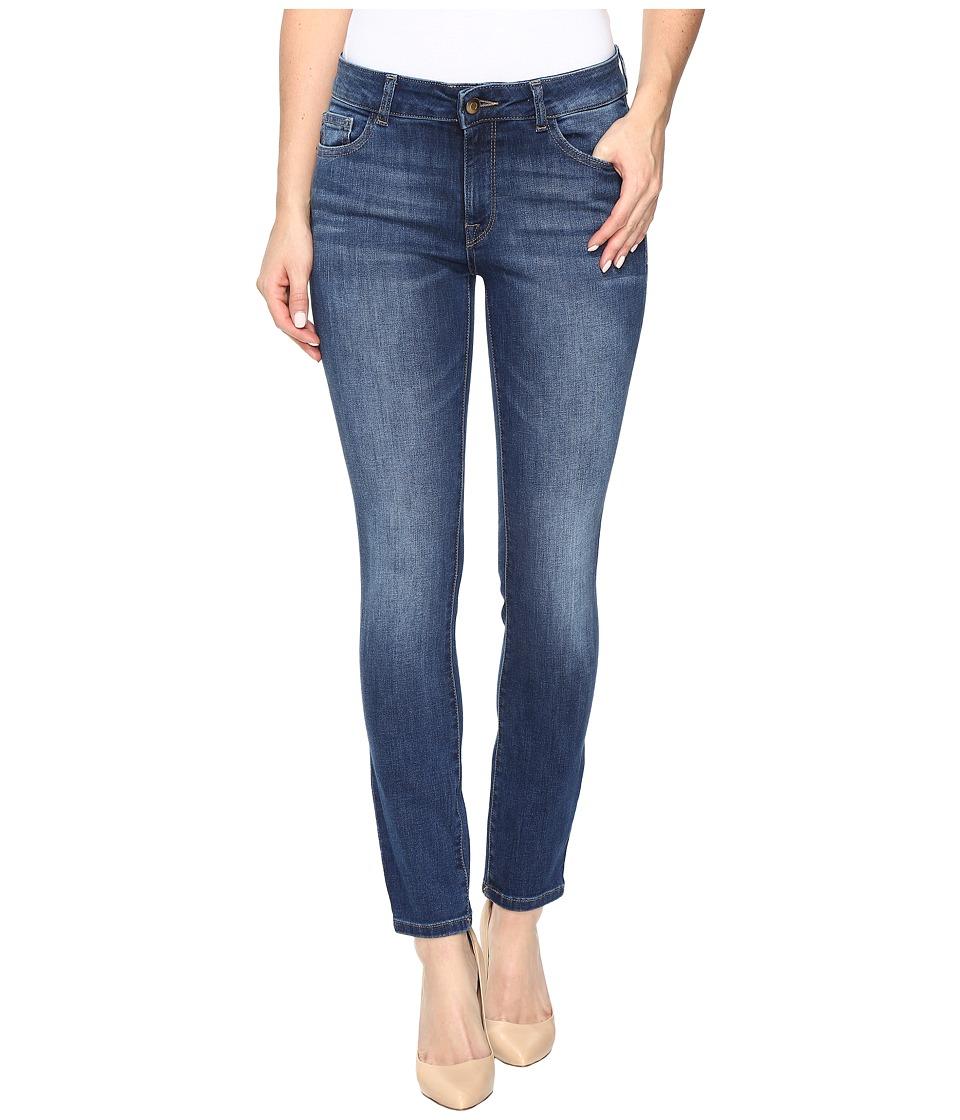 DL1961 - Margaux Instasculpt Ankle Skinny in Belgrove (Belgrove) Women's Jeans