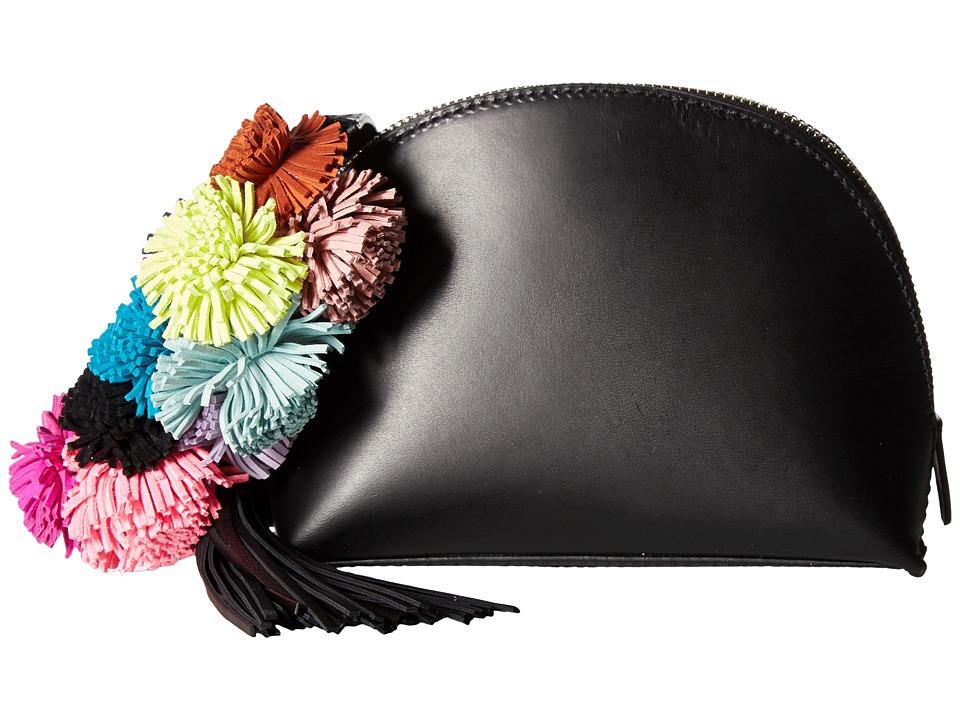 Loeffler Randall - Crossbody Pouch (Black/Multi) Cross Body Handbags