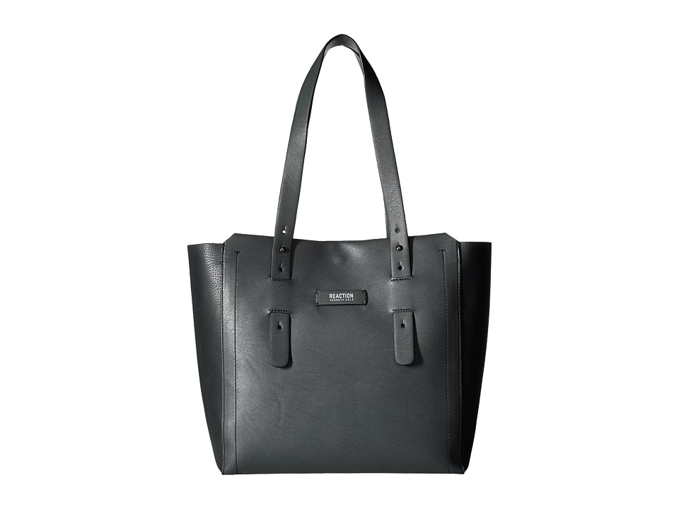 Kenneth Cole Reaction - Pull Through Tote (Black) Tote Handbags