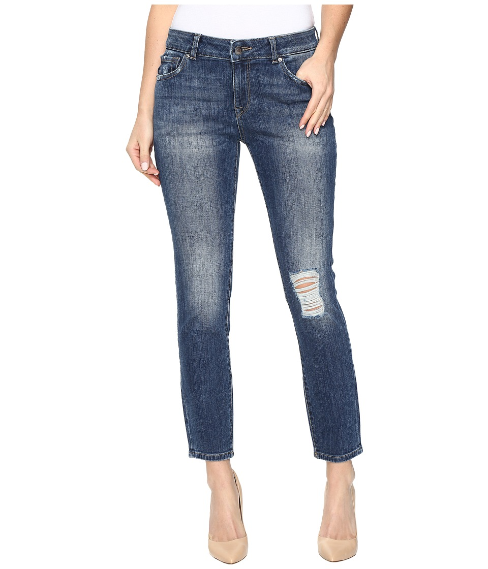 DL1961 Davis Skinny Boyfriend in Hollar (Hollar) Women