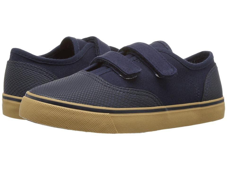 UNIONBAY Kids Benson Sneaker (Toddler/Little Kid/Big Kid) (Navy) Boy