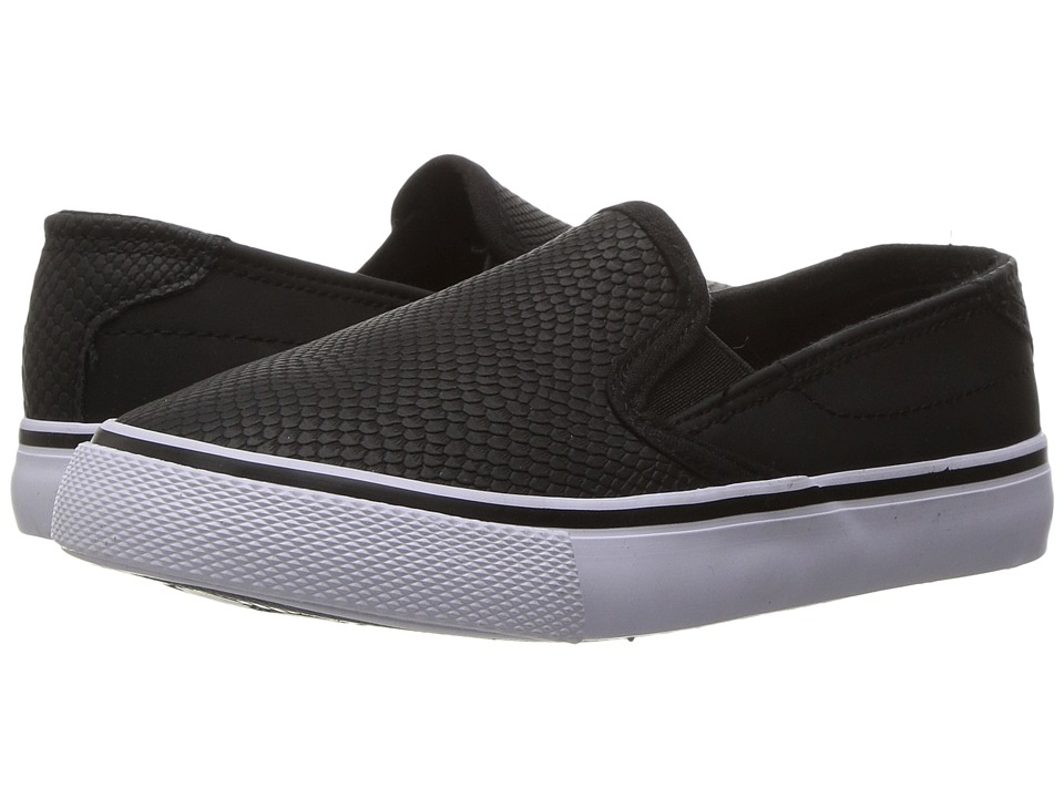 UNIONBAY Kids - Bass Slip-On (Toddler/Little Kid/Big Kid) (Black) Boy's Shoes