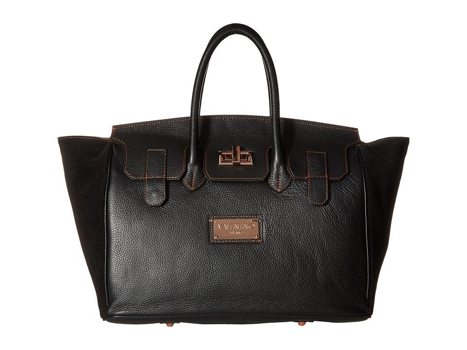 Valentino Bags by Mario Valentino - Omia (Black) Handbags