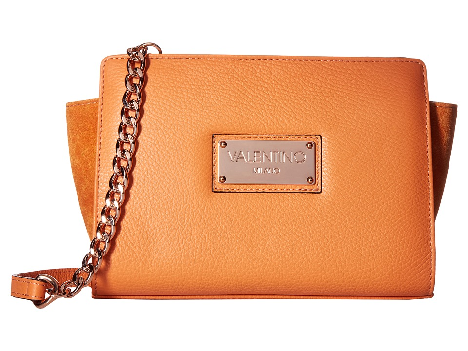 Valentino Bags by Mario Valentino - Kiki (Orange) Handbags