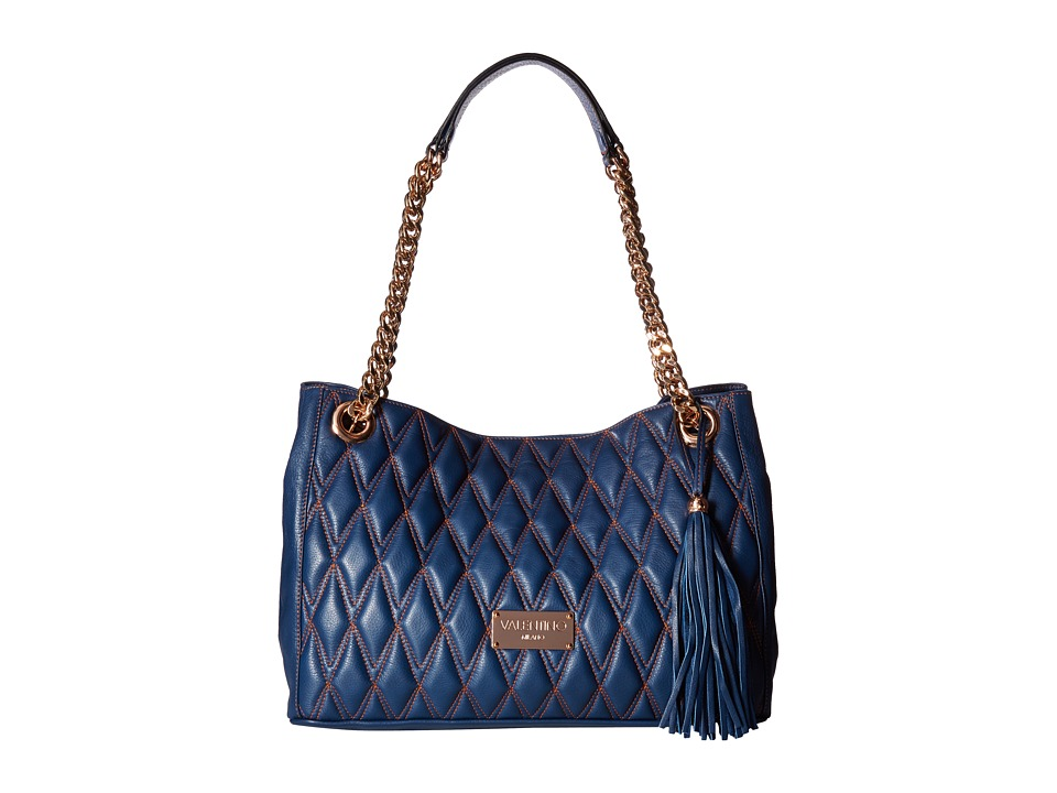 Valentino Bags by Mario Valentino - Verrad (Blue Denim) Handbags