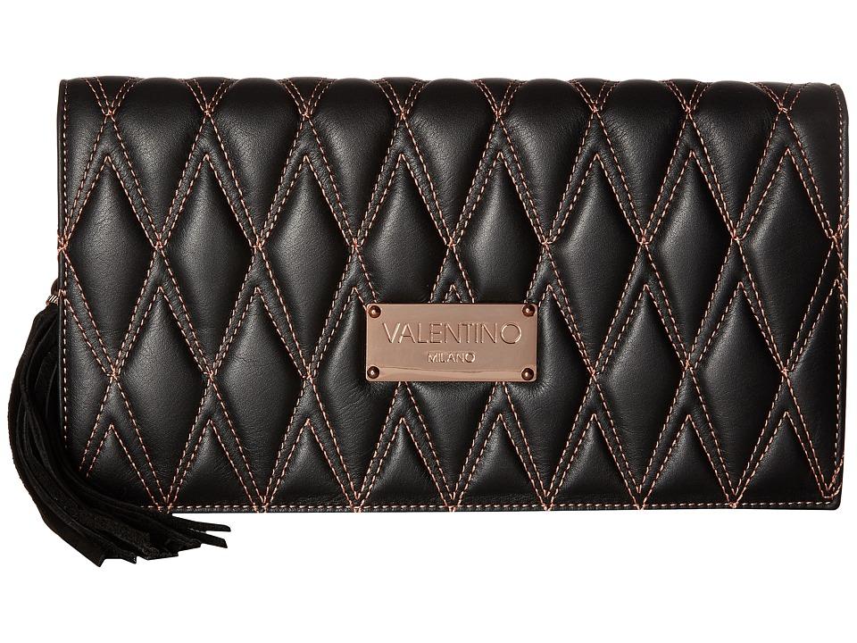 Valentino Bags by Mario Valentino - Lenad (Black) Handbags