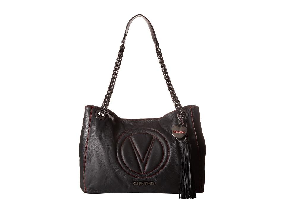 Valentino Bags by Mario Valentino - Verra (Black) Handbags
