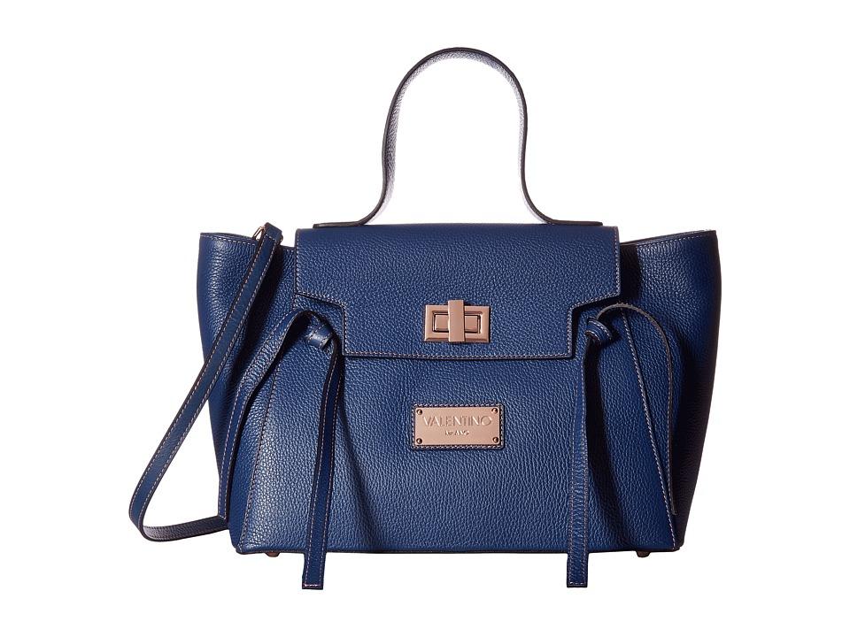Valentino Bags by Mario Valentino - Camilla (Blue) Handbags