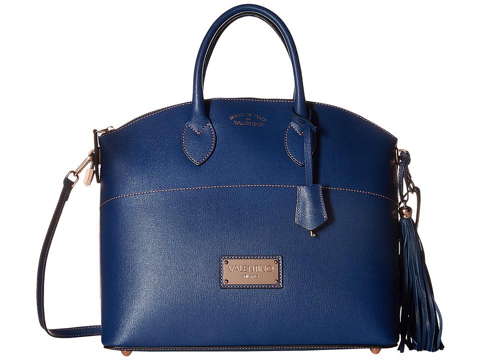 Valentino Bags by Mario Valentino - Bravia (Blue) Handbags