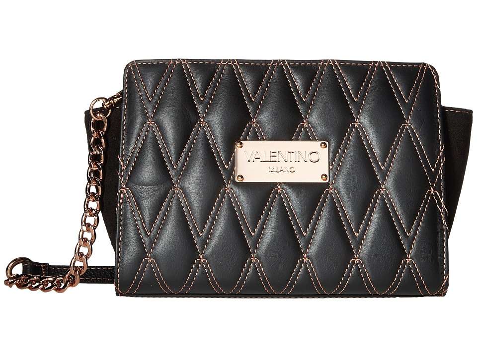 Valentino Bags by Mario Valentino - Kikid (Black) Handbags