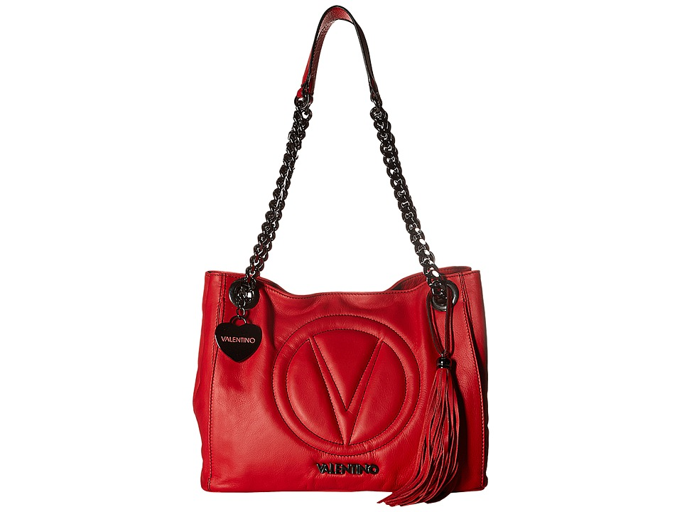 Valentino Bags by Mario Valentino - Luisa 2 (Red) Handbags