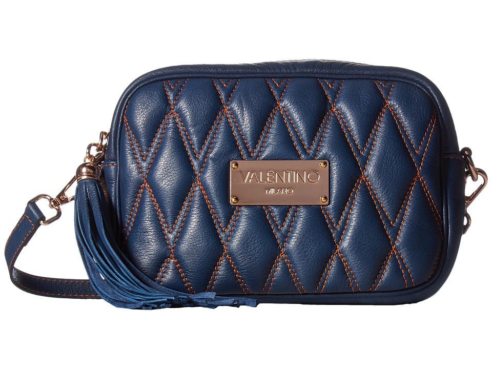 Valentino Bags by Mario Valentino - Miad (Blue Denim) Handbags
