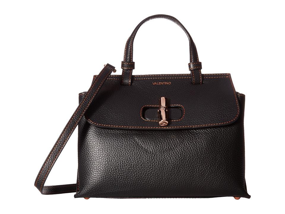 Valentino Bags by Mario Valentino - Diane (Black) Handbags