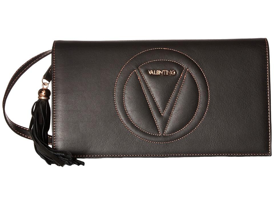 Valentino Bags by Mario Valentino - Lena (Black) Handbags