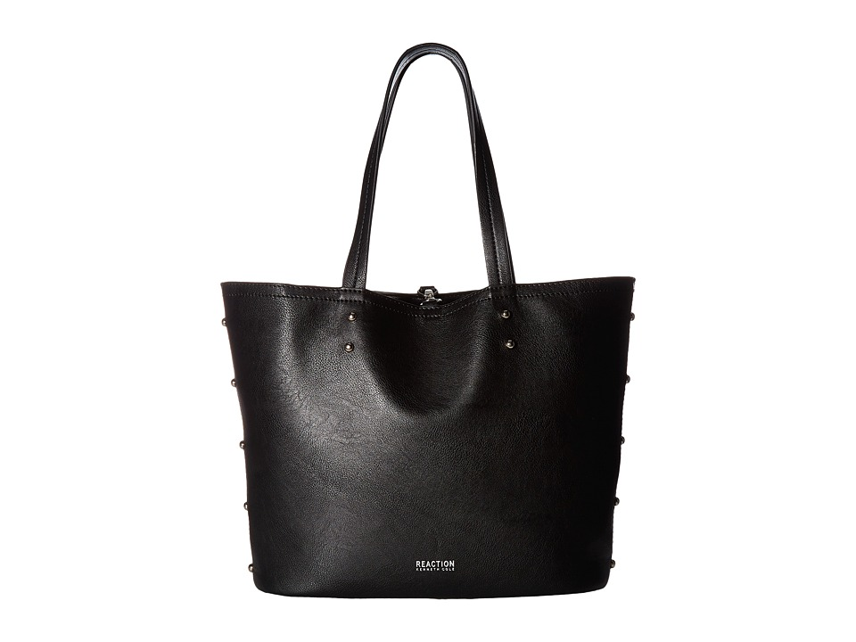 Kenneth Cole Reaction - Clean Slate Shopper (Black) Handbags