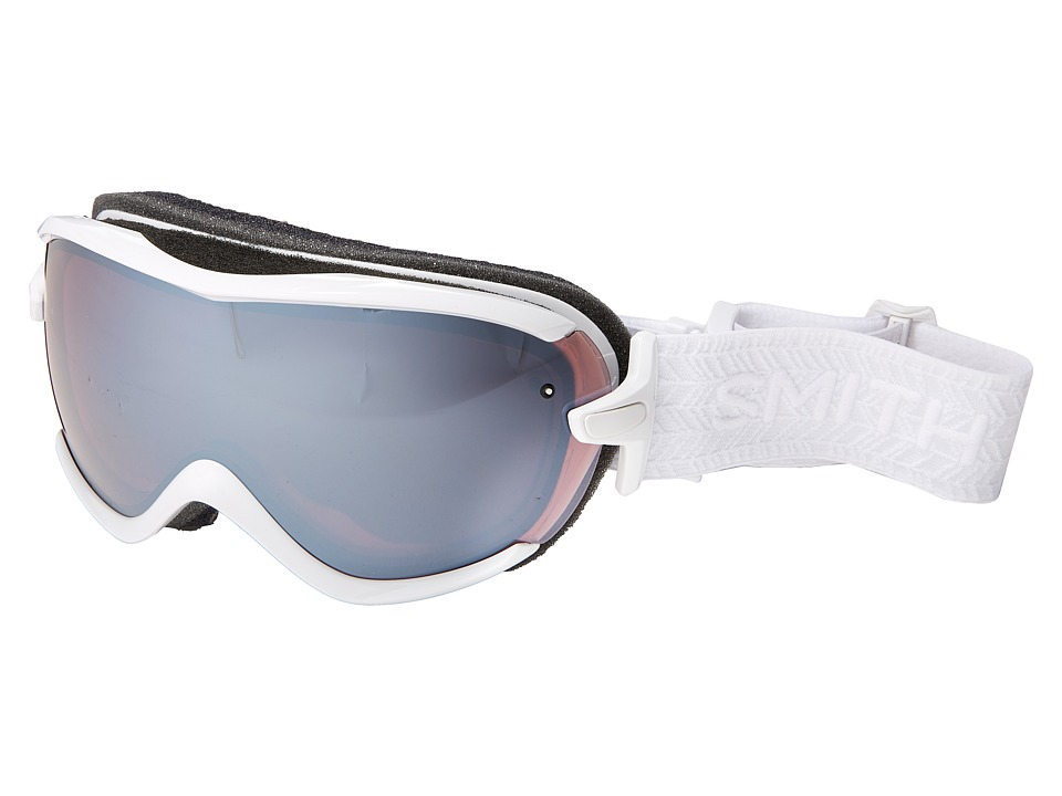 Smith Optics - Virtue Goggle (White Eclipse Frame/Ignitor Mirror Lens) Goggles