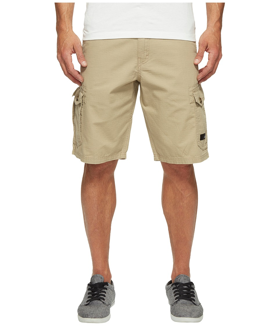 Oakley - Foundation Cargo Shorts (Rye) Men's Shorts